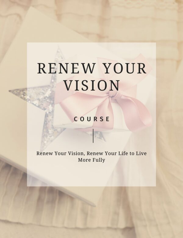 Renew Your Christian Vision Journal