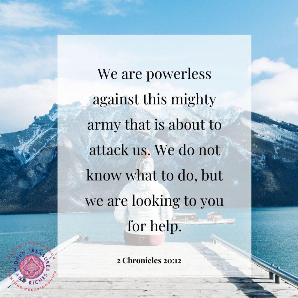 How can Prayer move mountains? A battle plan for spiritual warfare--Christian Life Coaching