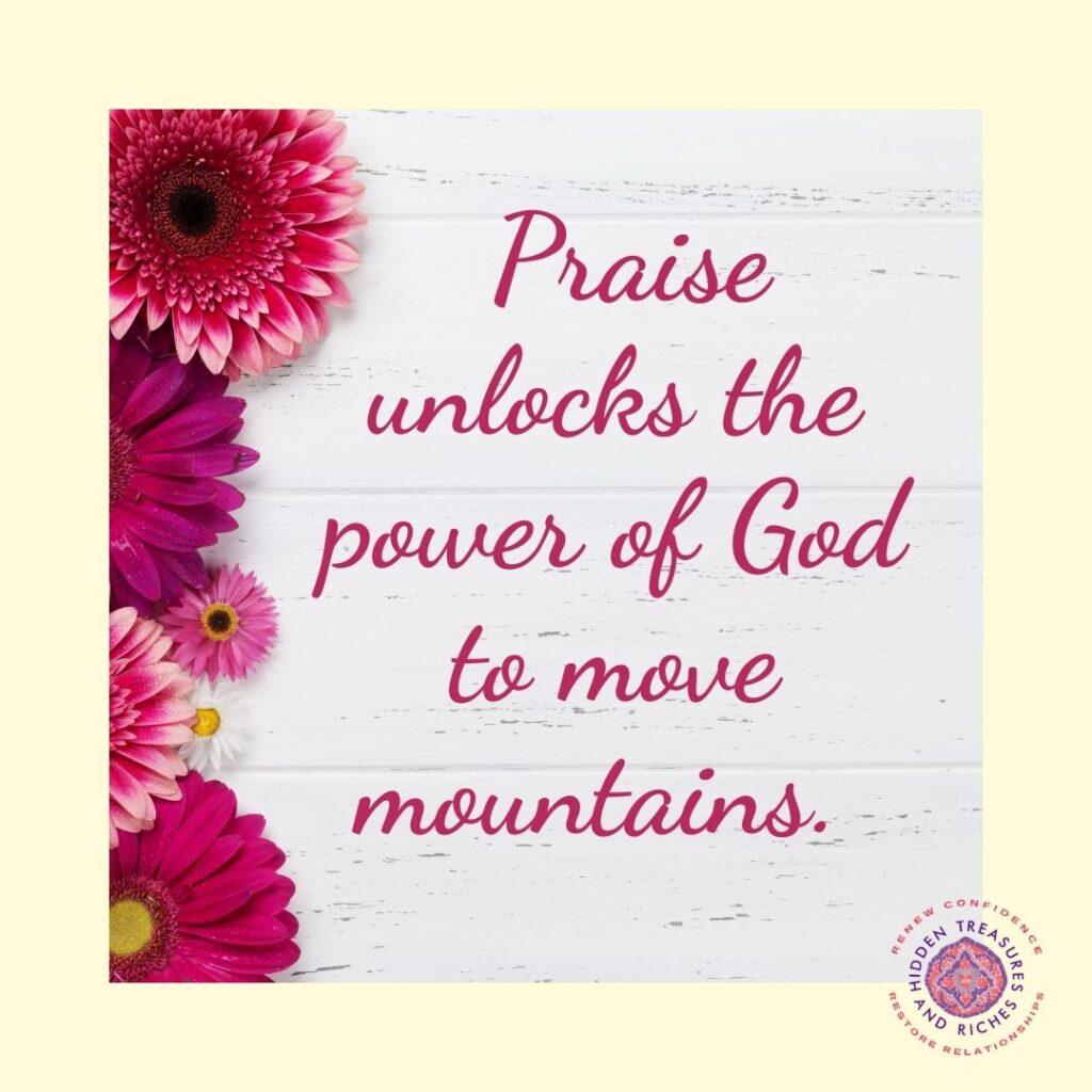 Does Prayer move mountains? A battle plan for spiritual warfare--Christian Life Coaching