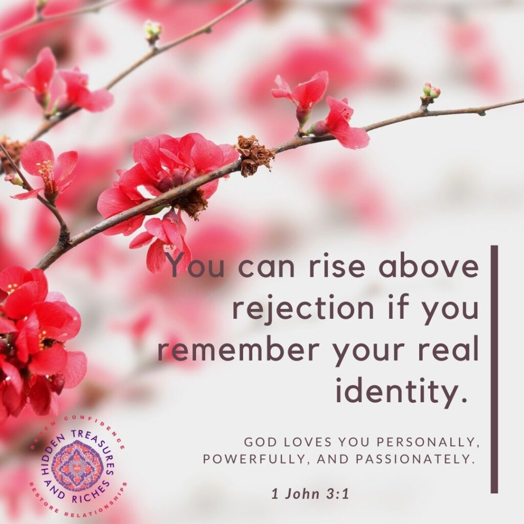 Real identity in Christ-Christian Life Coaching