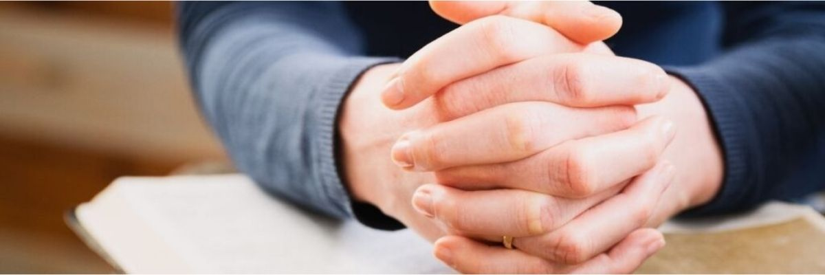 scripture meditation and prayer Tope Keku Professional Life Coaching for Christian Women Image